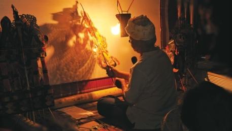 Schattenspiel - Wayang Kulit