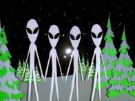 Aliens de South Park