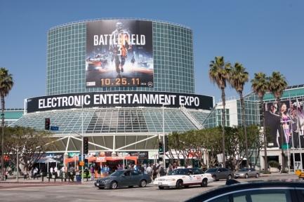 Cuando comienza los anuncios en Los Angeles Convention Center