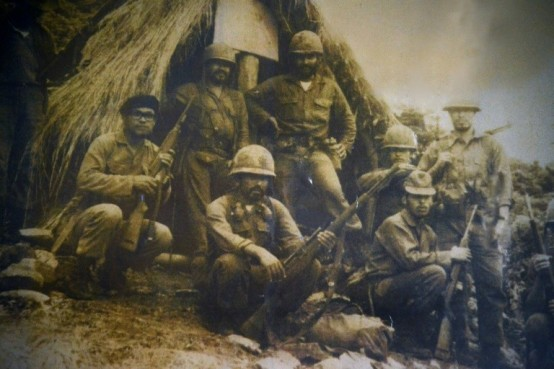Fotografía del Museo de Historia Militar en Tegucigalpa