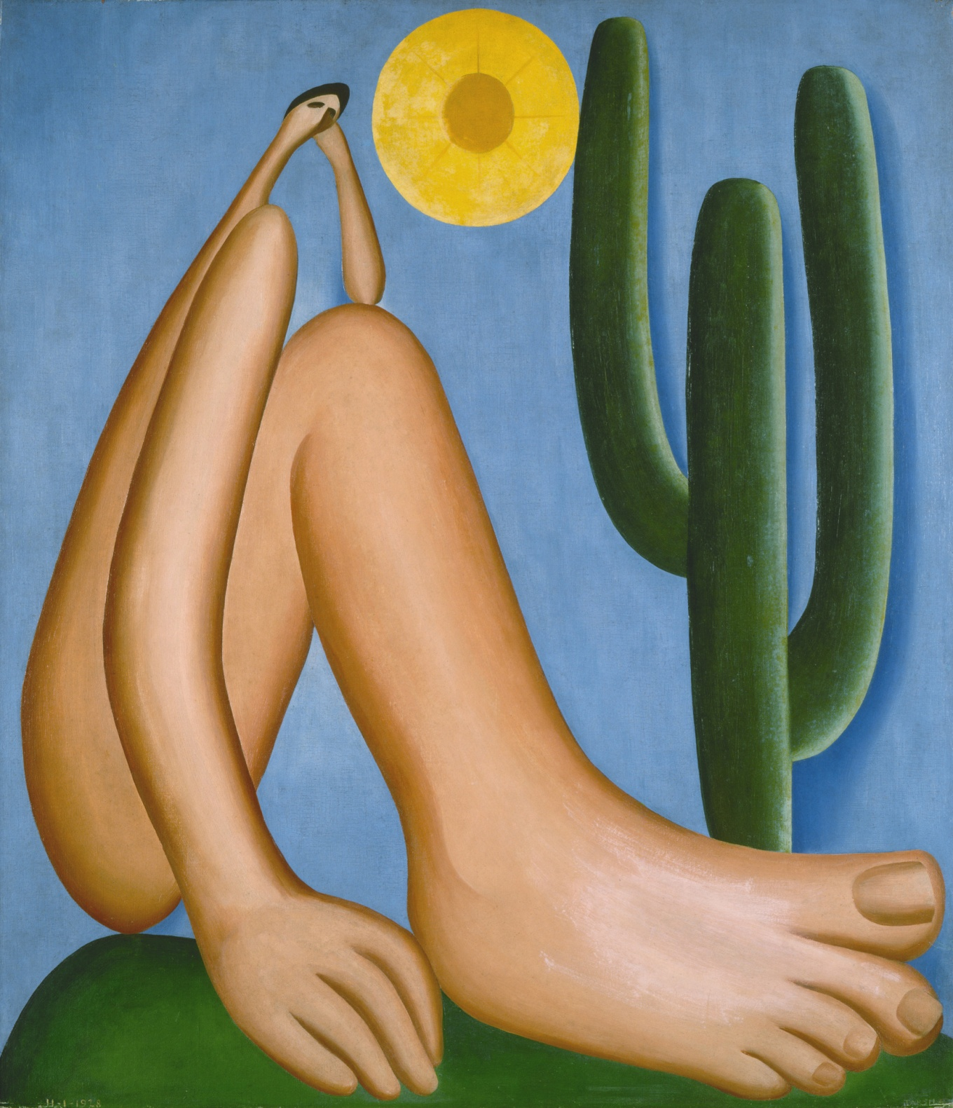 Abaporu Tarsila do Amaral