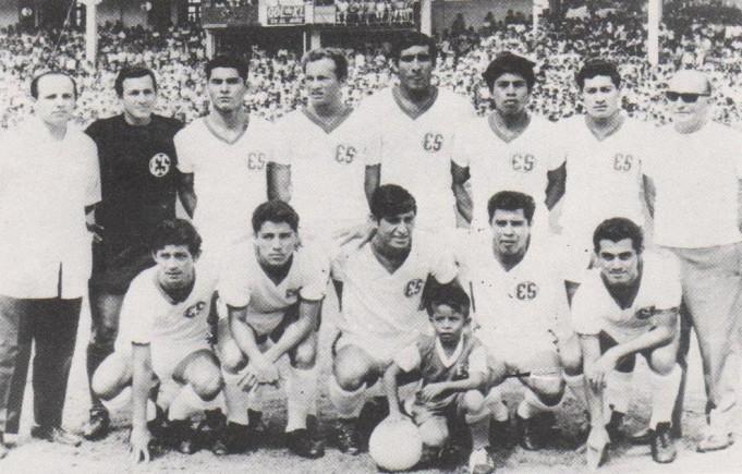 La Selección Nacional de El Salvador